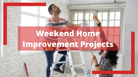 Making Your Weekend Home Improvement Projects Affordable